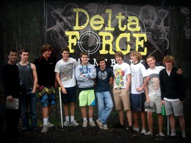 Sydney Delta Force Gallery 10