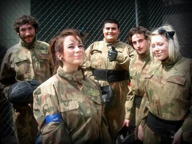 Sydney Delta Force Gallery 9