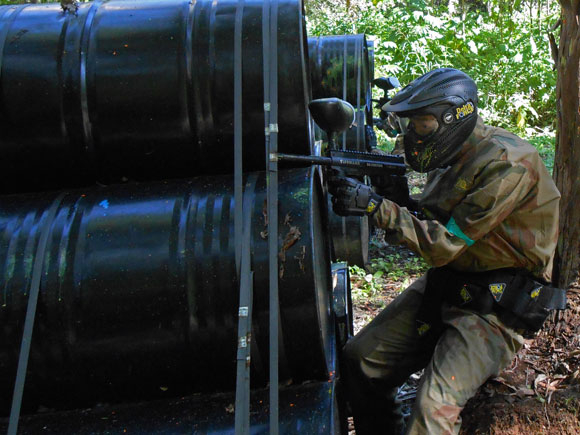 Delta Force Paintball Appin Speedball