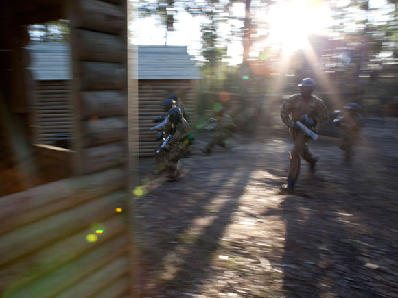 Delta Force Paintball Appin Tropic Thunder