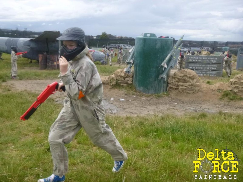 tactics to win paintball