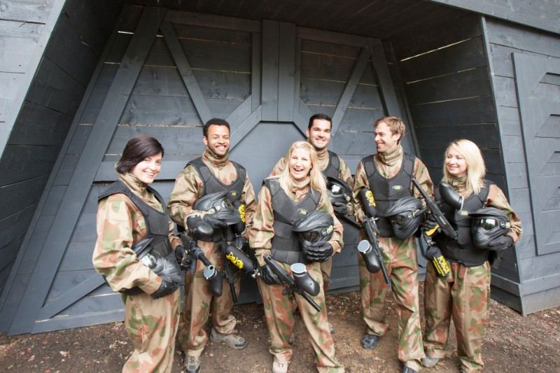 how to have a great day at paintball
